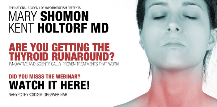 Are You Getting The Thyroid Runaround?