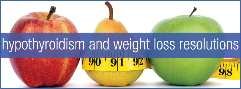 Hypothyroidism and Weight Loss