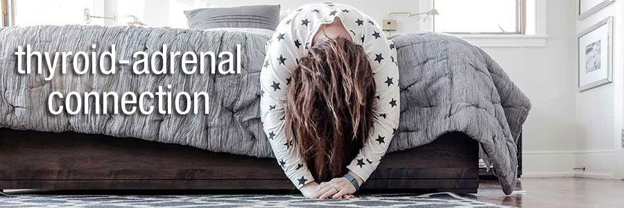 Thyroid Disease and Adrenal Dysfunction