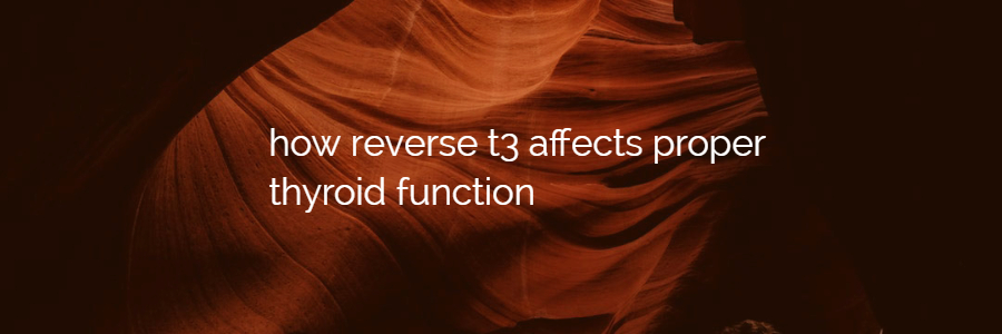 The Importance of Reverse T3 in Thyroid Function