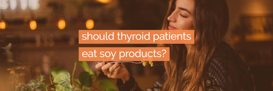 How Soy Affects Thyroid Function