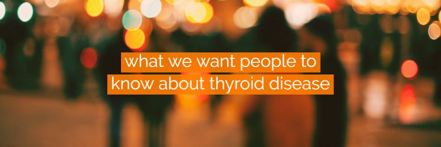 What I wish People Understood About Hypothyroidism